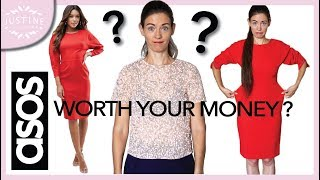 ASOS: are their clothes worth your money? ǀ Haul but different ǀ Justine Leconte