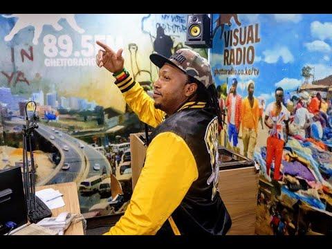 DJ BLING(Ghetto Radio 89.5.)