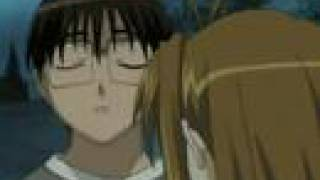 No debiste volver  Love Hina Eddy Lover- love music video