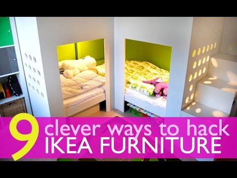 IKEA STORAGE IDEAS! Furniture Makeovers You Won't Believe Began with IKEA