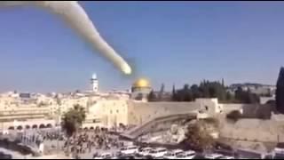 فيديو يحاكي تدمير قبة الصخرة في المسجد الأقصى