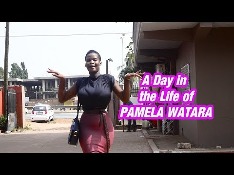 A Day in the Life of Pamela Watara
