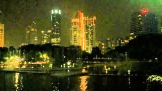 видео Основные торговые центры Куала Лумпур