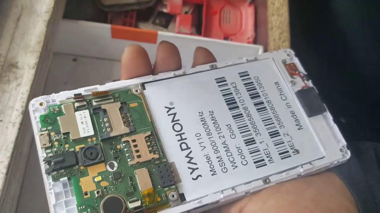 Symphony V110,i10,i10+,Z10,Z9,V120,V80 All Symphony Smartphon Headphone Not  Working Solution Fix by gsm rakib