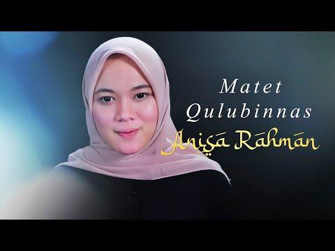 Matet Qulubinnas: Matinya Hati Manusia - Anisa Rahman (cover)