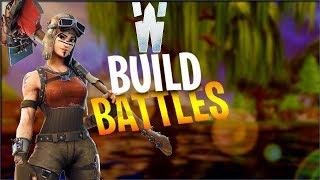 BUILD BATTLES! #2   Fortnite Battle Royale!
