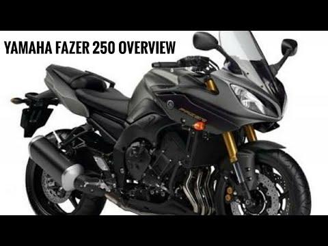 Yamaha Fazer 250 Review 2017!