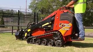 Ditch Witch® SK850 Mini Skid Steer