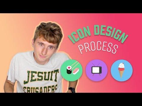 Designing An Icon Set In Adobe Illustrator