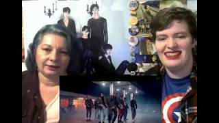 Cover images Mother and Child react to Exo Love Shot MV - MMF Online