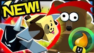 *UPDATE* NEUE BEES PUPPY & VICIOUS, SPRINKLERS, SPROUTS, NIGHT! | Roblox Bee Schwarm Simulator