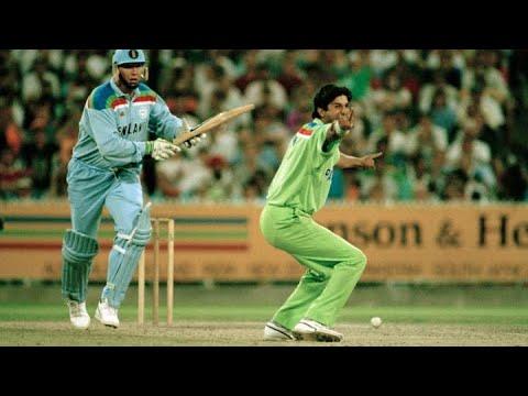 Classic Wasim Akram | ICC Men's Cricket World Cup 1992