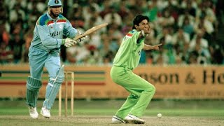 Classic Wasim Akram | ICC Men's Cricket World Cup 1992
