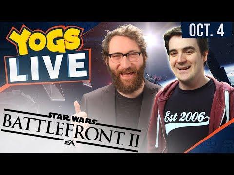 Star Wars Battlefront II W/ Tom & Ben - 4th October 2017