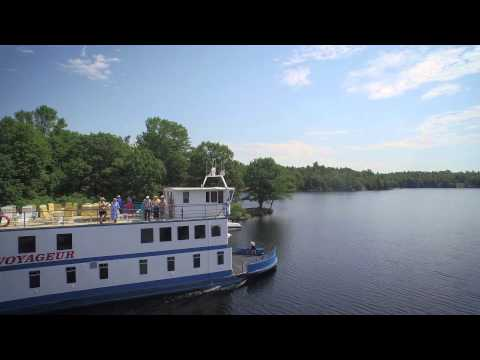 Just Cruising...with Ontario Waterway Cruises