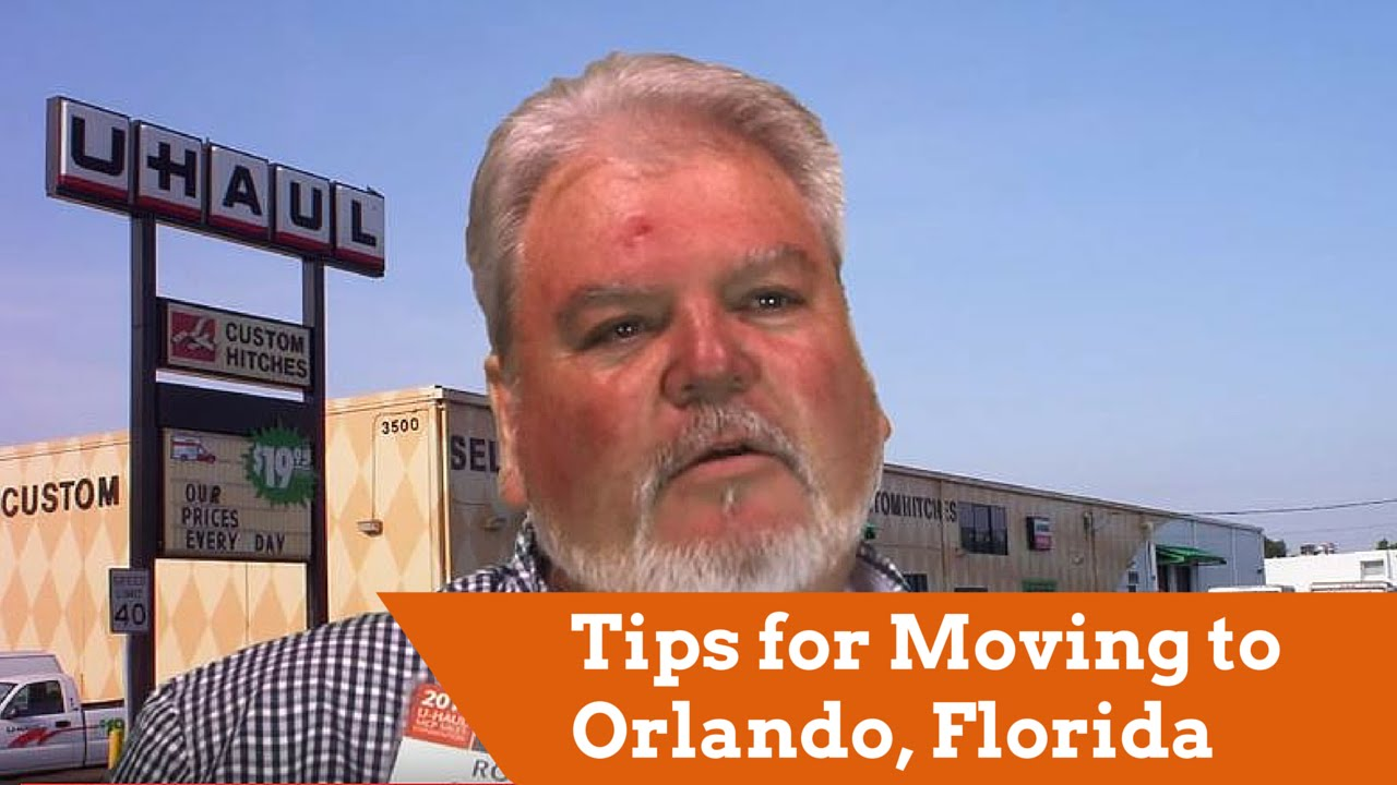 tips for moving to orlando fl youtube