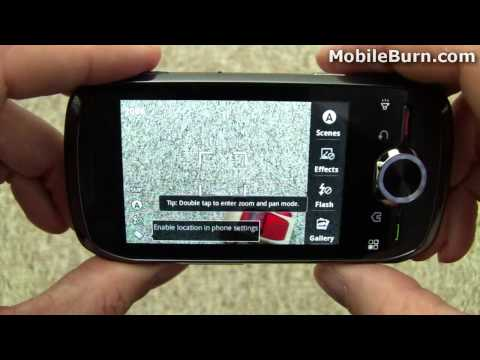 Motorola i1 Android smartphone for Nextel and Boost Mobile - part 2 of 2
