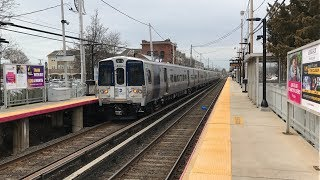 LIRR HD 60fps: Mid-Day Ronkonkoma Branch Action @ Farmingdale w/ M9 Test Train (3/29/19)