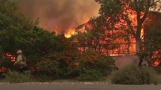 Caltrans Responds to California Wildfires - Caltrans News Flash #149 thumbnail