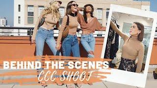 BTS: CAMILA COELHO COLLECTION SHOOT DAY!