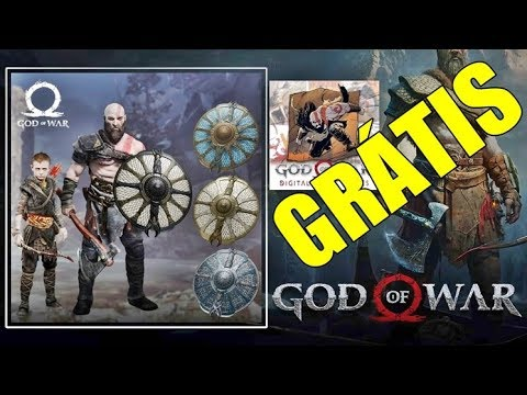 Novo Conteudo Gratis Para God Of War Dlc Holiday 2019 Giveaway Pack