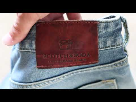 THE BEST JEANS EVER & MOST COMFORTABLE (Scotch & Soda)!!!!