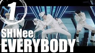 SHINee   Everybody | Step By Step Tutorial Ep 1