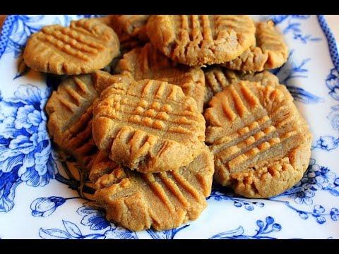 Emergency Peanut Butter Cookies | Gluten Free