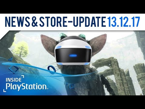 The Last Guardian für PlayStation VR | News & Store-Update