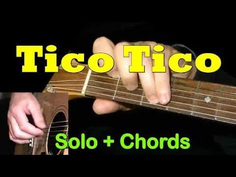 TICO TICO: Easy Guitar Lesson + TAB + CHORDS by GuitarNick