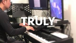 (Lionel Richie) TRULY - Piano Cover by DJ Carpio