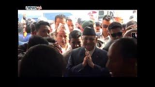 कालापानी क्षेत्रबाट आफ्ना सेना फिर्ता लैजान भारतसँग आग्रह : प्रधानमन्त्री- NEWS24 TV