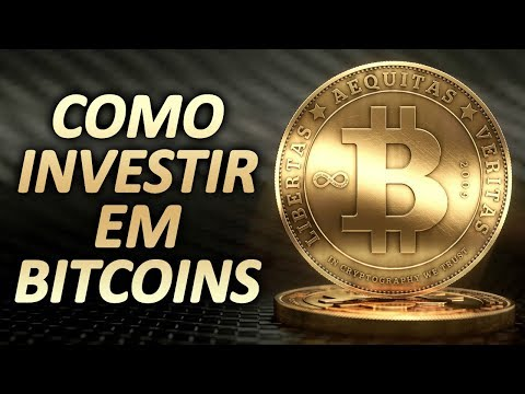 Bitcoin - Como Investir Em Bitcoins