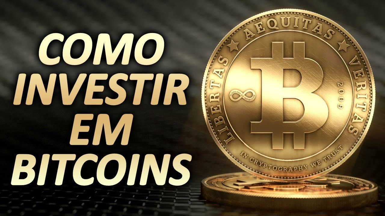 Bitcoin - Como Investir em Bitcoins - YouTube