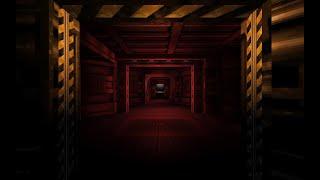 WHITE NOISE walkthrough (horror themed map for Duke Nukem 3D)