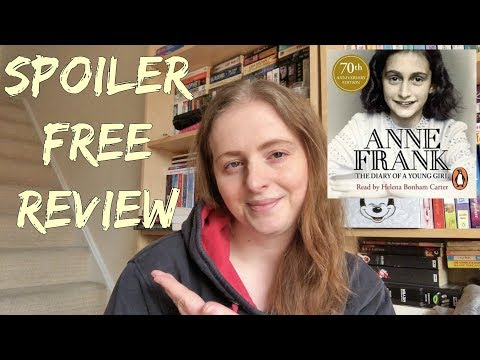 Anne Frank   The Diary Of A Young Girl   Audiobook Review   Spoiler Free