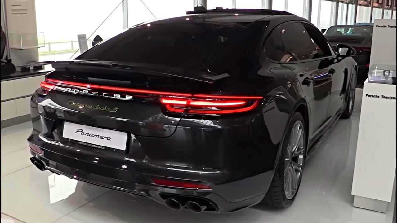 2020 Porsche Panamera Turbo S New Full Panamera Review Interior Sound Exterior Infotainment Youtube