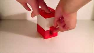 Lego Candy Dispenser V5