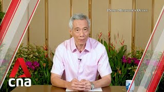 COVID-19: PM Lee Urges Singaporeans, Especially Older Ones, To Stay Home
