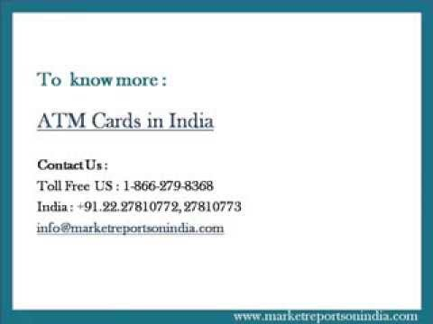 ATM Cards in India