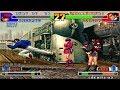 Kof 98 EX CHARACTERS Laiba(赖霸) VS Ya Wang(丫王) 格斗之王 98