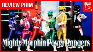 [RTK][008] REVIEW PHIM: Mighty Morphin Power Rangers