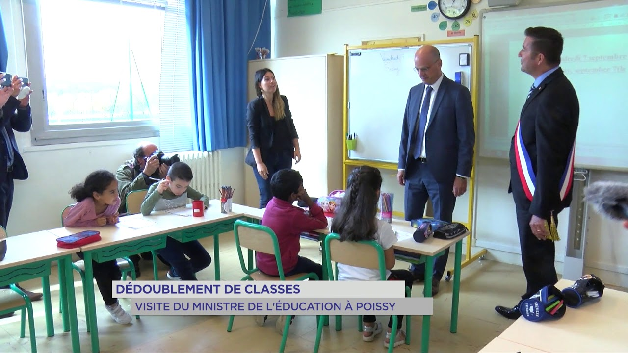 dedoublements-de-classes-visite-du-ministre-de-leducation-dans-une-ecole-de-poissy