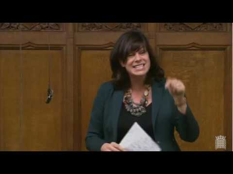 Claire Perry European Union (Notification of Withdrawal) Speech