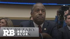 "HUD Secretary Ben Carson confuses real estate term REO for ""Oreos"""