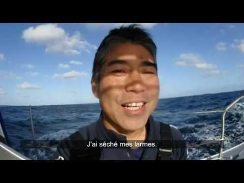 J29 : La réaction de Kojiro Shiraishi suite à son abandon / Vendée Globe