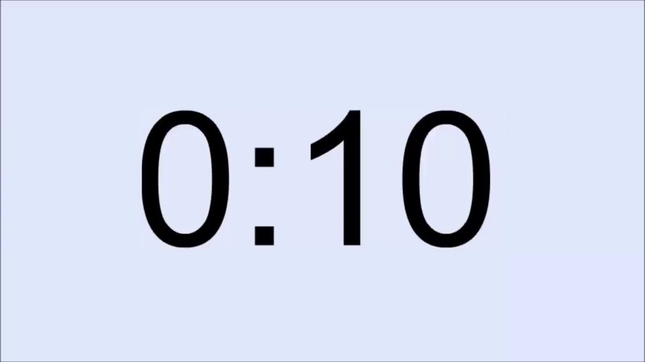Download Timer 10 sec with jeopardy music
