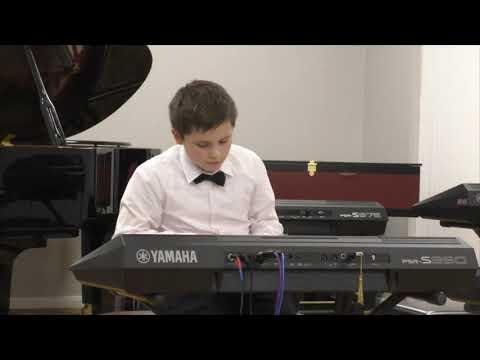 Николай Касаткин, 11 лет (Дебюсси)