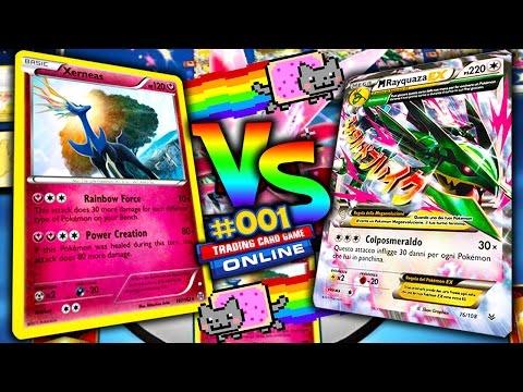 UN AVVERSARIO FORTISSIMO!!! - Pokémon GCC Online Road To Champion #01