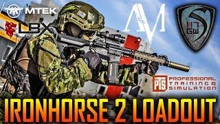 AMERICAN MILSIM IRON HORSE 2 LOADOUT - SPARTAN117GW